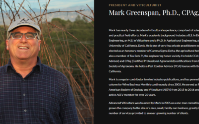 Water Conservation Interview With Mark Greenspan
